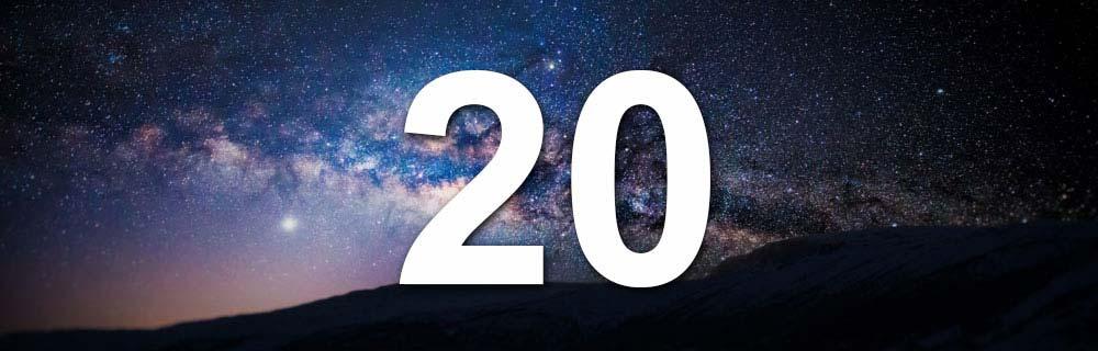 Urodzeni 20 dnia miesiąca