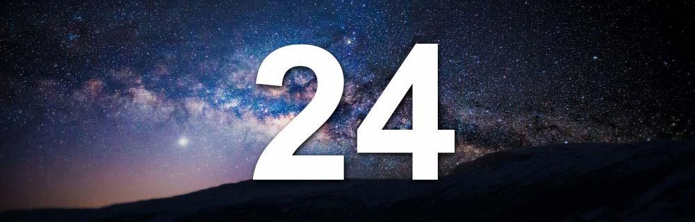 Urodzeni 24 dnia miesiąca