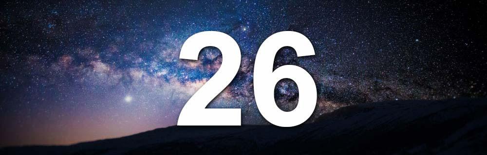 Urodzeni 26 dnia miesiąca