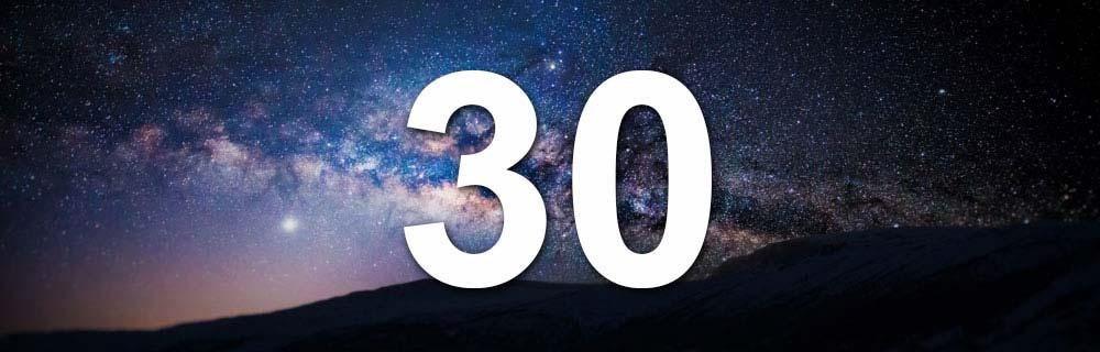 Urodzeni 30 dnia miesiąca